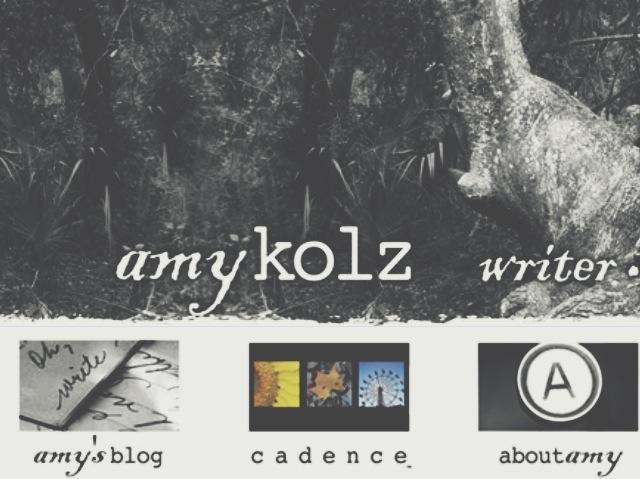 Amy Kolz // Guest Post