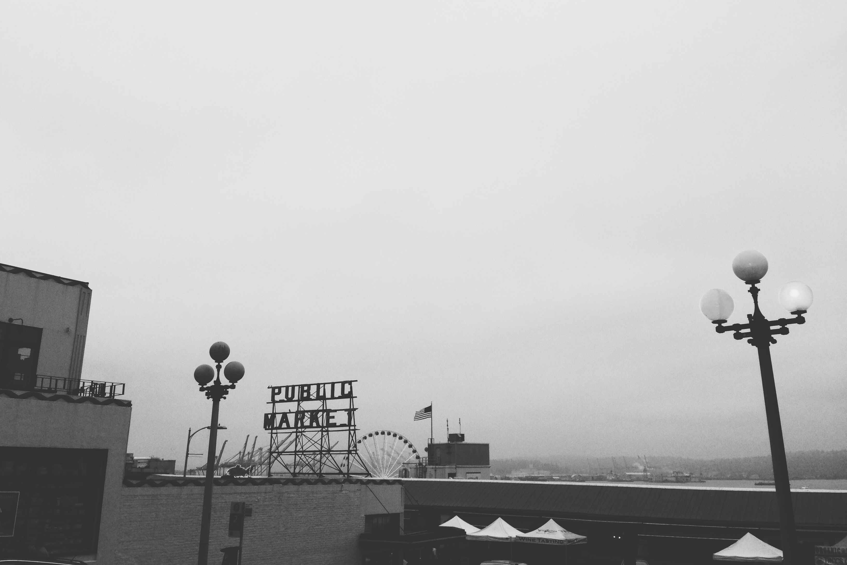 Seattle Pikes Market