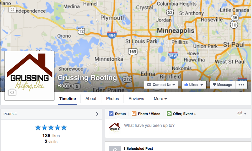 Grussing Roofing